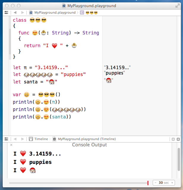 Now Your Code Can Wink At You How To Use Emojis In Swift